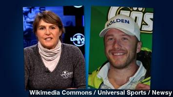 did nbc reporter go too far in bode miller interview?